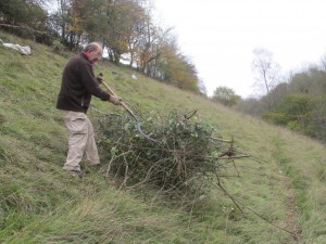 Rough Bank Work Party (4)